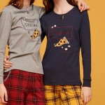 Dámské pyžamo Noidinotte FA6880