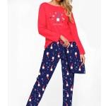 Dámské pyžamo Taro Sváteční, vánoční 2355 dl/r S-XL  '20