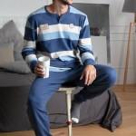 Pánské pyžamo Cotonella DU382