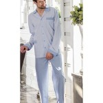 Pánské pyžamo Luna 780 3XL