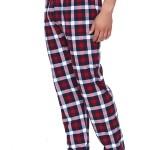 Pánské pyžamové kalhoty Dn-nightwear TRA.9765