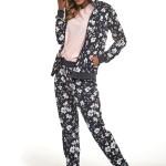 Trojdílné dámské pyžamo Cornette 355/215 Jessie