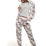 Trojdílné dámské pyžamo Cornette 355/216 Megan