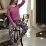 Dámské pyžamo 086