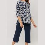 Dámské pyžamo Cana 073 3/4 S-XL