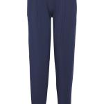 Dámské pyžamové kalhoty QS6265E-2VZ tmavěmodrá – Calvin Klein