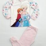 Dětské pyžamo Disney WD22979 4 Krémová