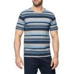 Krátké pánské pyžamo Petr šedé