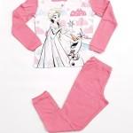 Dívčí pyžamo Disney WD22966 8 Korálová2