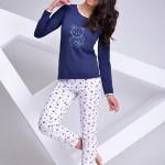 Dámské pyžamo Gabi 211 – Taro