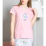 Dámské pyžamo kapri Jednorožec