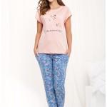 Dámské pyžamo Luna 484 kr/r M-2XL