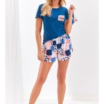 Dámské pyžamo Taro 2288 Nessa kr/r S-XL 'L20