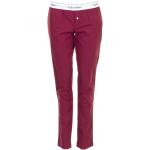 Dámské pyžamové kalhoty QS6158E-RJH červená – Calvin Klein