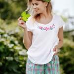 Dívčí pyžamo Key LNS 505 1 A20 S-XL
