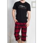 Pánské pyžamo kapri Sporťák