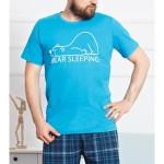 Pánské pyžamo šortky Bear
