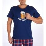 Pánské pyžamo šortky Velké pivo – Gazzaz
