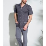 Pánské pyžamo Taro Gracjan  954 kr/r 2XL-3XL '18