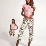Trojdílné dámské pyžamo Cornette 665/172 Come True