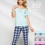 Dámské pyžamo 912 BIG