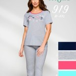 Dámské pyžamo 919 BIG
