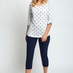 Dámské pyžamo Cana 501 3/4 S-XL