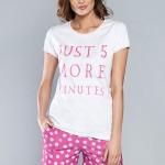 Dámské pyžamo Italian Fashion Saya kr.r. kr.sp.