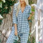 Dámské pyžamo Key LNS 470 2 A20 2XL