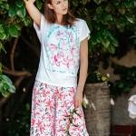 Dámské pyžamo LNS 505 2 A20