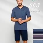 Pánské pyžamo 563 BIG