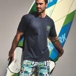 Pánské pyžamo Cornette 326/88 Surfer 2 M-2XL