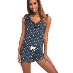 Dámské pyžamo Cornette 376/187 sz/r Jenny 3 S-2XL