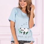 Dámské pyžamo Panda – LivCo Corsetti