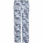 Dámské pyžamové kalhoty QS6028E-SFB modrá – Calvin Klein