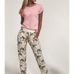 Trojdílné dámské pyžamo Cornette 355/174 Amy