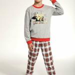 Chlapecké pyžamo 593/88 kids bulldozer