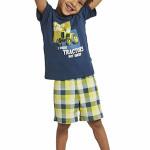 Chlapecké pyžamo 789/79 kids tractor