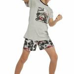 Chlapecké pyžamo 790/82 young speed