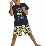 Chlapecké pyžamo 790/84 young avocado 2