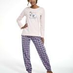 Dámské pyžamo 627/229 SCOTTIE – Cornette