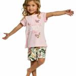 Dívčí pyžamo 362/76 young buterfly
