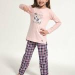 Dívčí pyžamo 781/113 Young scottie