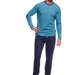 Pánské pyžamo 37299 Verve blue