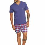 Pánské pyžamo 37846 blue