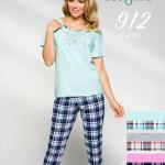 Dámské pyžamo 912