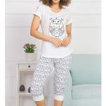 Dámské pyžamo Velká sova – Vienetta