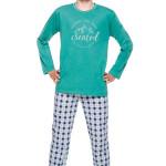 Chlapecké pyžamo Leo zelené