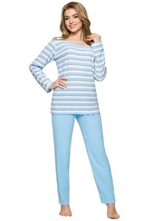 damske-frote-pyzamo-bara-svetle-modre-s-prouzky.jpg