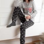 Dámské pyžamo Cotonella DDA160